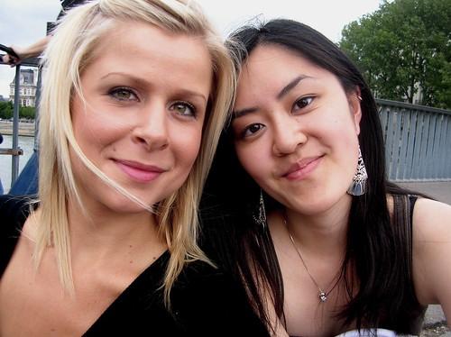 Gill and Jennifer