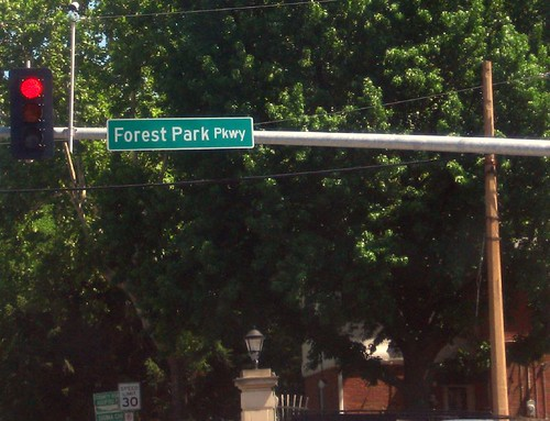Forest Park Pkwy
