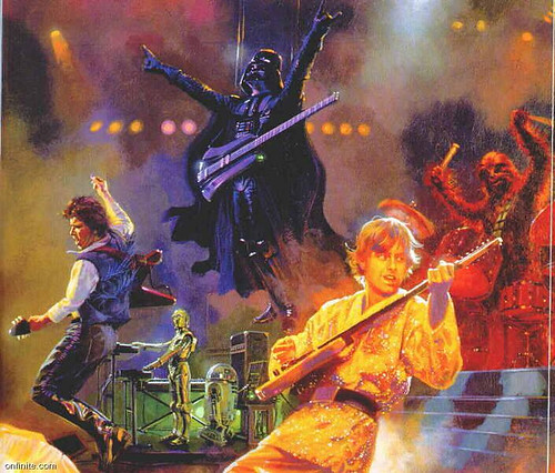 Rock Star Wars