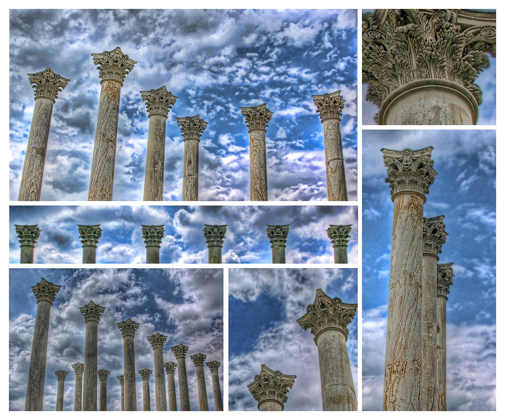 Columns on Parade
