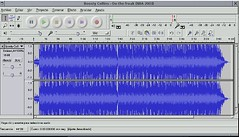 audacity whole clip