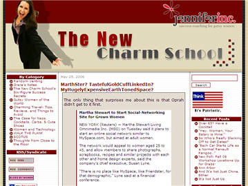 The New Charm School