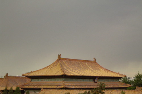 Imperial Palace Roof