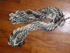 Hand Spun Yarn - Wheel