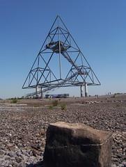 Tetrahedron in Ruhrgebiet