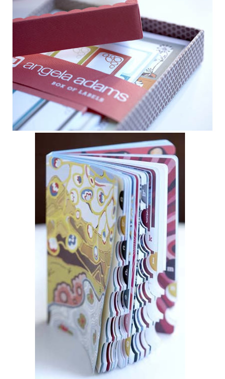 Angela Adams: New Papergoods!