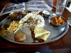 Masala Zone Chicken Grand Thali