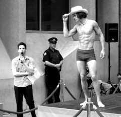 Bay's Men's Underwear Fashion Show