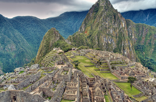 Machu Picchu HDR