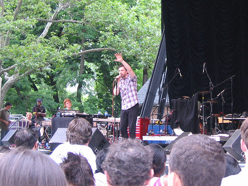 Buck 65 @ Central Park Summerstage