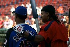 Juego del 27 de Junio Mets vs  Boston