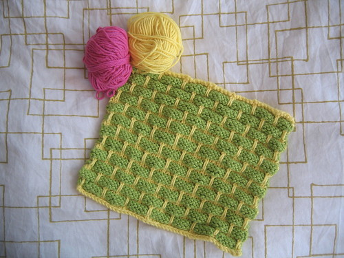 mason-dixon ball-band washcloth