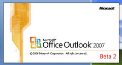 Outlook 12 Splash Screen