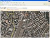 Google Maps Hybrid Georeferencing Problem