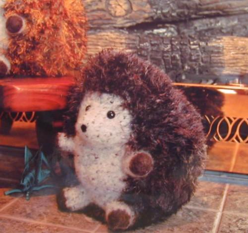 Fibertrends Hedgehog Pattern from WKK