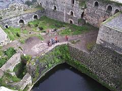 مدخل القلعة