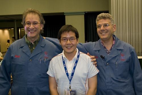 我與兩位Google大師