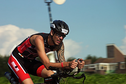 Holland Triathlon - Tattoo