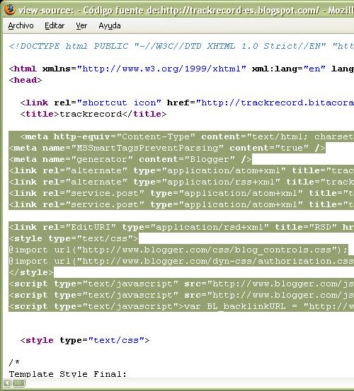 Como poner tu propio feed RSS en la barra de direcciones, captura 03