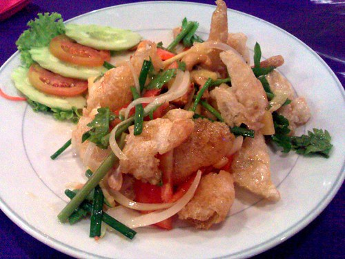 Fish Maw Salad