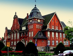 Rathaus - Papenburg  - Architecture - Germany - Deutschland photo by Ela2007
