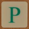 DOUBLE QUICK! letter P
