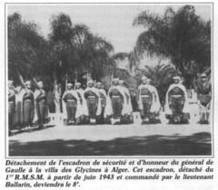 Alger  1943 - spahis