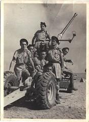 Piece Schikele Avant El ALamein-sept 1942 - Fonds Fercocq