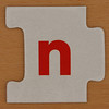 Spell & Learn Letter n