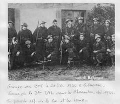 26 décembre 1944 - Gémozac- Coll. Bernard Bellanger