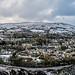 Snowy Uppermill - Saddleworth