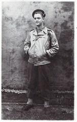 RFM 1943 - Yves Le Bras à Tunis