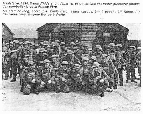 Aldershot 1940