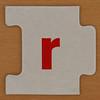 Spell & Learn Letter r
