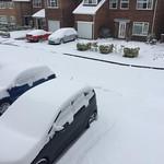 More snow<br/>18 Mar 2018