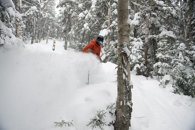 Yet Another Powder Day! 3.13.18
