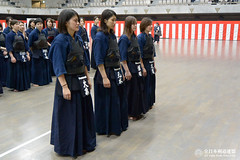 21th All Japan Women's Corporations and Companies KENDO Tournament & All Japan Senior KENDO Tournament_054