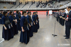 21th All Japan Women's Corporations and Companies KENDO Tournament & All Japan Senior KENDO Tournament_055