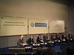 Oettinger beim Kongress Hochschule 2012