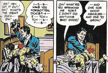 Consider, that bruce dick bed batman excited too