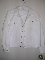 finished jacket
