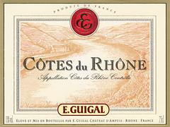 2003 Guigal Cotes du Rhone Blanc