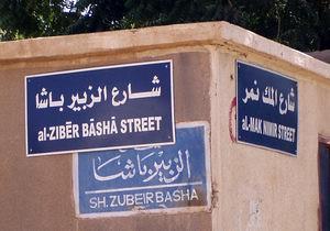 الزبير باشا - الماك نمر
