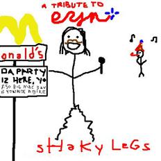 sHaKy LeGs Cover