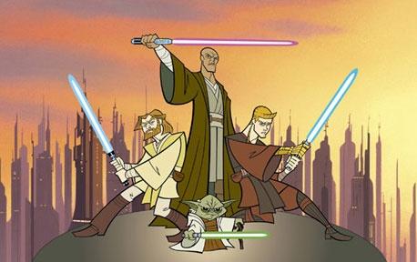 Clone Wars Jedis