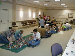 BayLUG Meeting, October 2001<br />
