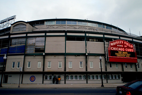 Cubs Wrigley Field