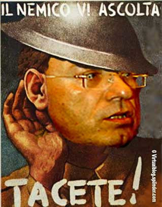 Francesco Storace, spionaggio Laziogate