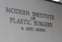 plastic surgery sign