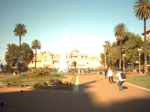 Plaza de Mayo, à Buenos Aires